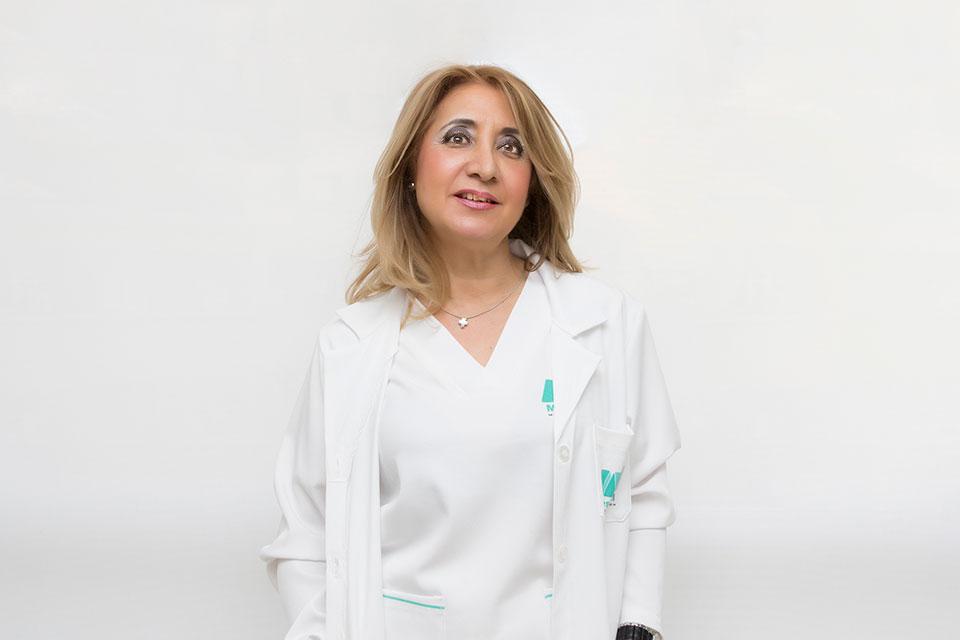 Montse Pueyo medicina estética Zaragoza